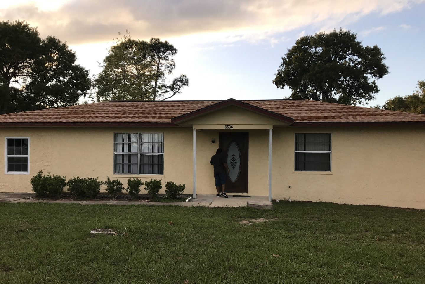 A home Simple Sale Central Florida recently purchased.